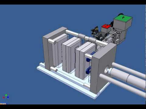 Plasdan Multishot 3 Injection Unit