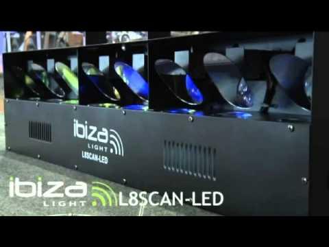 8-Kanal DMX-LED MULTI SCAN [L8SCAN-LED - Art.-Nr.: 2000220]