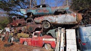 Video World's Largest and Most Amazing Junk Yard - Old Car City U.S.A. MP3, 3GP, MP4, WEBM, AVI, FLV Januari 2019