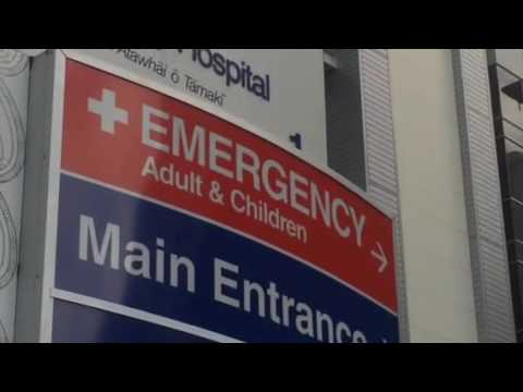 Video of Auckland Hospital