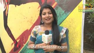 Dekstroos at  Kamar Kattu Movie Team Interview