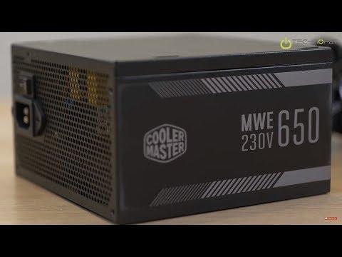 Cooler Master MWE White 650W Ve 750W Güç Kaynağı İncelemesi