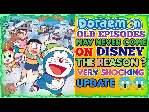 Doraemon Old Episodes May Never Come On Disney😭| The Reason | Why Doraemon Old Ep Not Coming Anymore