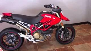 5. 2009 Ducati Hypermotard 1100 S