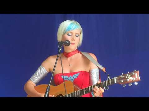 "John Lennon  ""Imagine"" Cover by Madeleina Kay"