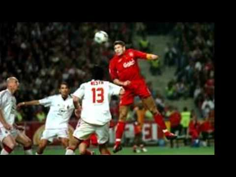 Liverpool FC. One Night In Istanbul. Champions League Final 2005. Heroes.