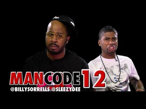 Sorrells - ManCode is back with a vengeance in its 2013 season with all new Man Laws that all men should follow. This is the BillySorrells YouTube Channel brought to yo...