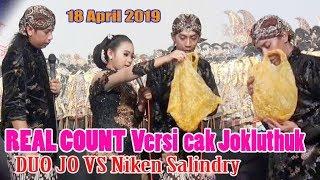 Video #FULL DUO JO Vs Niken Salindry  - 18 April 2019 MP3, 3GP, MP4, WEBM, AVI, FLV Juni 2019