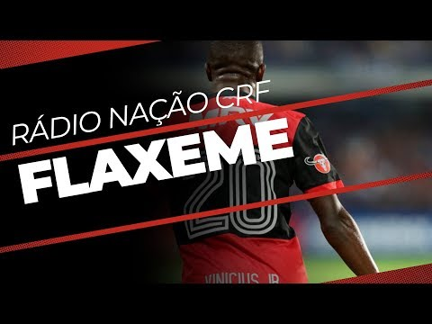 AO VIVO - Rádio Nação Rubro-Negra | Flamengo x Emelec com Zopilote FLA e Nivinha