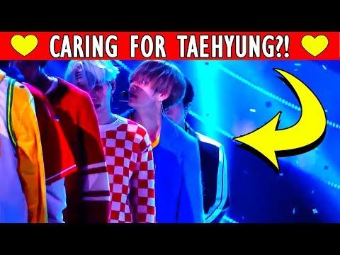 How BTS treats Taehyung  Bangtan Boys