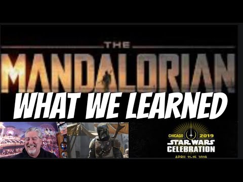 The Mandalorian: What We Learned