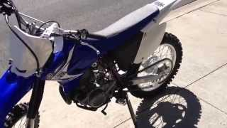 6. 2014 Yamaha TT R230 Team Yamaha Motorcycle
