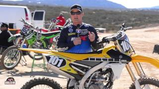 5. Racer X Films: Dialed In: 2016 Yamaha YZ250F
