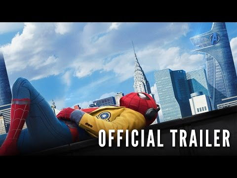 SpiderMan Homecoming Official Trailer 2