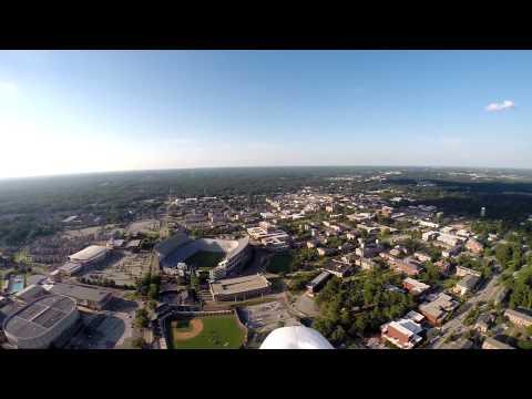 Auburn Drone Video