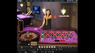 Dafabet Live Casino | Roulette With Dealer Wenda