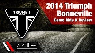 7. 2014 Triumph Bonneville - Demo ride and review