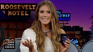 "Video Heidi Klum Has Had Lots of ""Hand"" ""Jobs"" MP3, 3GP, MP4, WEBM, AVI, FLV Agustus 2018"