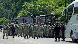 México se compromete con EE.UU.: desplegará 6.000 efectivos en la frontera con Guatemala