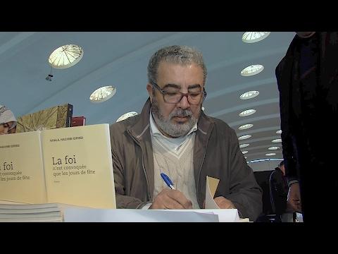 SIEL 2017: Le journaliste et écrivain Khalil Hachimi Idrissi signe un nouveau recueil