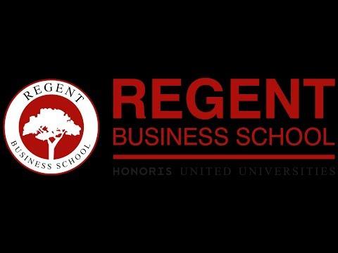 Regent Business School Graduation 2019