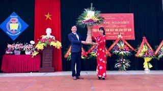 Trường Tiểu học Lý Thường Kiệt: sôi nổi chương trình ngoại khóa chào mừng Ngày Nhà giáo Việt Nam