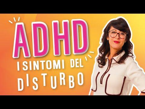 ADHD:  Sintomi del disturbo da deficit di attenzione nei bambini
