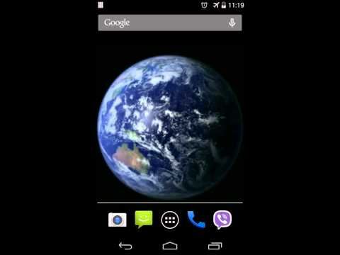 Video of Planet Earth HD Free  LWP