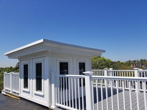 Roof Deck, Dorchester - Park Street