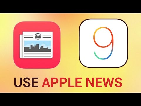 How to Use Apple News App