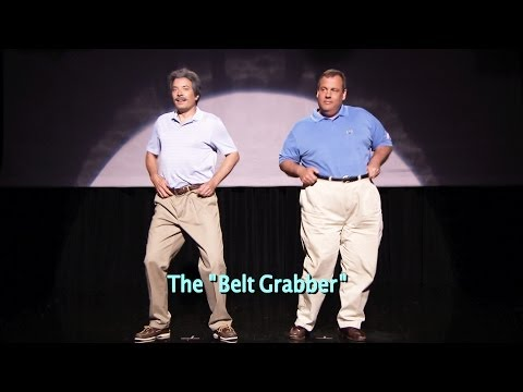 dad - In honor of Father's Day, Jimmy and New Jersey Governor Chris Christie present The Evolution of Dad Dancing. Subscribe NOW to The Tonight Show Starring Jimmy Fallon: http://bit.ly/1nwT1aN...