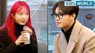 Video Hani of EXID and Hyunsik are friends?! [Hyena On the Keyboard/ 2018.04.18] MP3, 3GP, MP4, WEBM, AVI, FLV Januari 2019