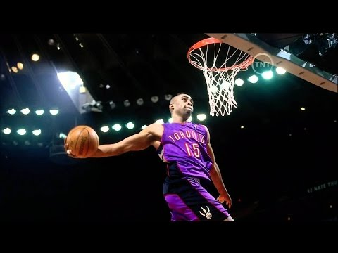 Vince Carter's Top 10 Windmill Dunks Of His Career