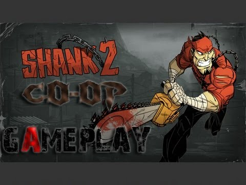 обзор Shank 2 (CD-Key, Steam, Region Free)