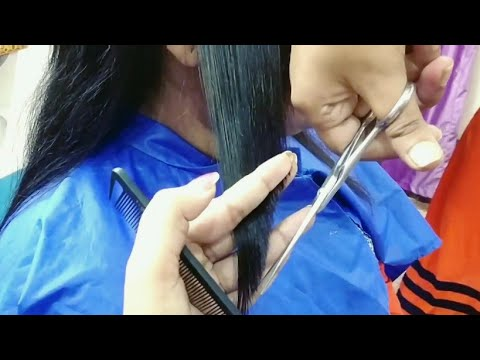 How to cut front/Fringes/Bangs/side Swepts Hair cutting  Neha Beauty Hub