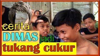 Video Dimas Motong Rambut (Hajar Pamuji) MP3, 3GP, MP4, WEBM, AVI, FLV Februari 2019