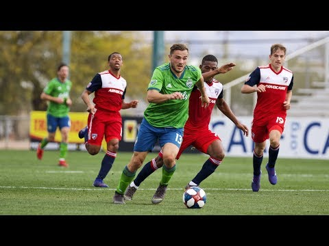 Video: Interview: Jordan Morris post-match versus FC Dallas