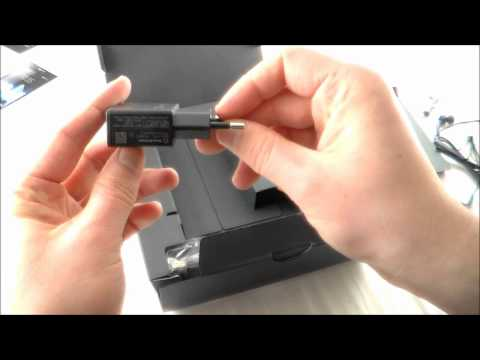 - Sony Xperia S (unboxing)