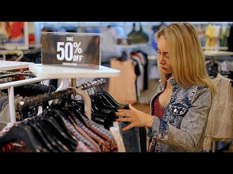 Ευρωζώνη: Αύξηση λιανικών πωλήσεων – economy