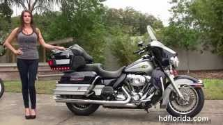 7. Used 2009 Harley Davidson Ultra Classic Electra Glide Motorcycles for sale