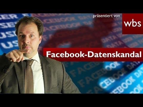 Facebook-Datenskandal – Können Deutsche Nutzer Klagen?