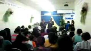 Pastor Abrham Charlis&Pastor Deksi   የክርስቶስ ቤ/ክ በአረብ አገር