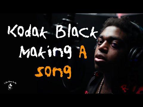 Kodak Black Makes Hit Song In 30 Minutes!