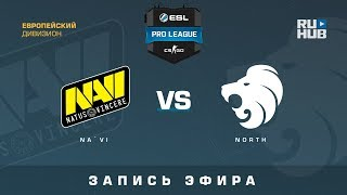 Na`Vi vs North - ESL Pro League S7 EU - de_inferno [ceh9, yXo]