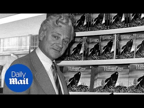 Watership Down author Richard Adams dies age 96 - Daily Mail