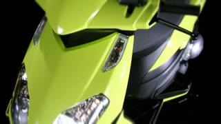 4. Aprilia Sportcity One m.y. 2010 official video