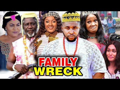 FAMILY WRECK Full Season 7&8 - NEW MOVIE HIT Onny Michael / Luchy Donalds 2020 Latest Nigerian Movie
