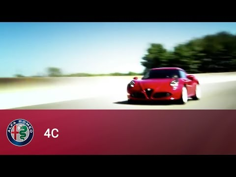 Alfa Romeo 4C - Just drive with Giancarlo Fisichella
