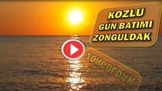 Zonguldak Turkey  city pictures gallery : Kozlu Gün Batımı ( Kozlu Sunset) Zonguldak - TURKEY
