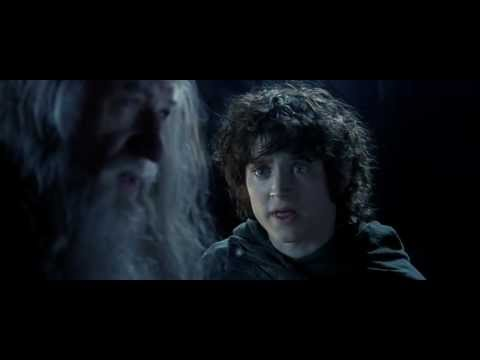 The Fellowship Of The Ring (Official Trailer HD Blu-Ray)